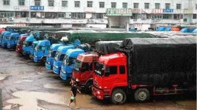 東莞黃江到上饒長途貨車返程車