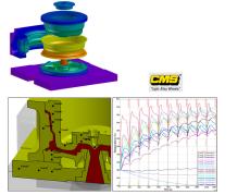 Procast铸造模拟高低压铸造软件技术培训