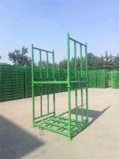 可折疊堆垛架庫房倉儲堆垛架物流貨架可定制