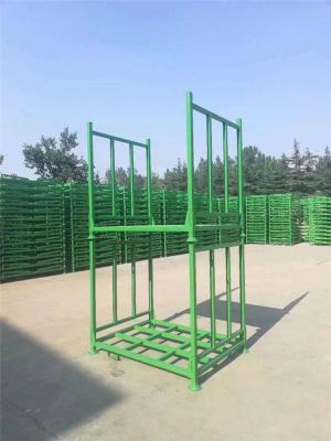 可折叠堆垛架库房仓储堆垛架物流货架可定制