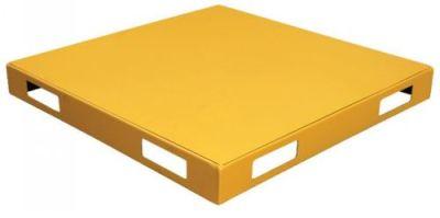 平板川字托盘 防潮垫板 木质托盘 钢制托盘