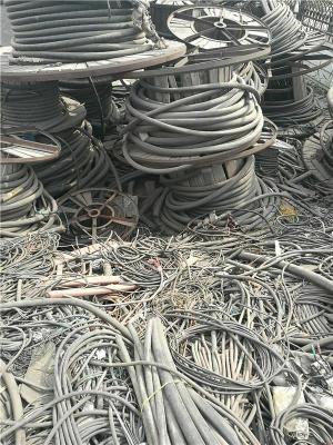 延邊200對通信電纜回收電話