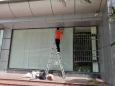 广州订做维修拆装地弹簧玻璃门各式玻璃门