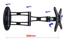 广东广州液晶显示器支架液晶显示器挂架S13