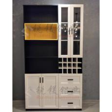 新時代鋁合金書柜 防潮 全鋁家居定制 鋁材