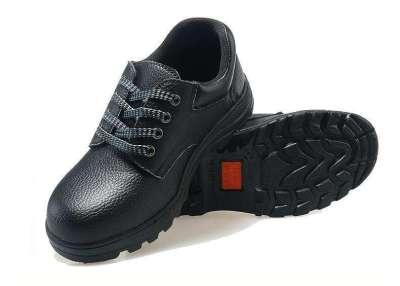 耐磨防静电皮包头工作鞋批发合肥劳保鞋