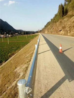 高速护栏板 可定制波形护栏板 喷塑波形护栏