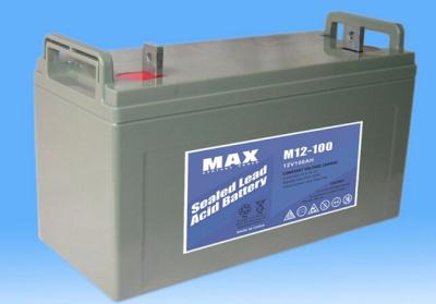MAX阀控密封式铅酸蓄电池M12-38 12V38AH