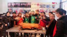 章丘烤肉黃家烤肉是濟南當地的名吃嗎