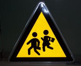 张掖专业标识标牌制作标志杆生产厂家