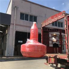 直径70公分圆锥形浮标柱形航标生产厂家