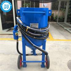 深圳湿式喷砂机 水式除锈喷砂机 环保无尘