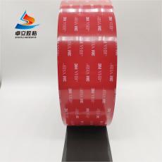 高强度双面胶 贴金属3M5952VHB双面胶