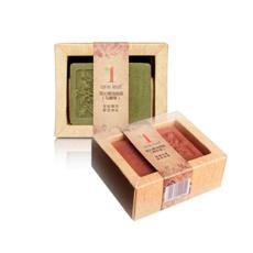 重庆洁面皂包装盒定做 手工皂纸盒制作