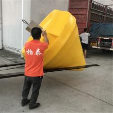 海域航道專用浮標水庫水質檢測浮鼓型號尺寸