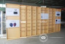華為木紋智能背柜 華為3.5配件柜