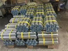 厂家供应直径50mm镀锌滚筒 镀锌链轮滚筒