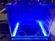 亚克力洗碗箱完全透明UV胶