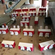 上海桌椅租 找佳宗会展就对了