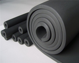 北京市邦华地下车库通风管道专用橡塑保温板