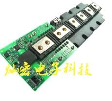 青銅劍IGBT驅動板2QP0115T12-C 1200V雙道