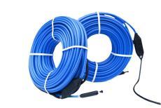 批發美國艾默生雙導發熱電纜線進口電地暖安