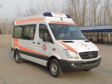 永州長途120救護車出租報價