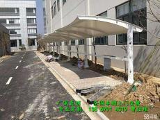 莆田張拉膜停車棚/南平膜結構遮陽棚公司