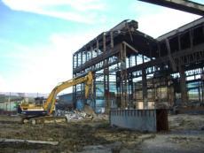 專業拆除鋼結構昆山鋼結構拆除回收