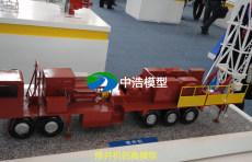 油田修井机模型