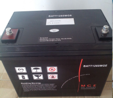 M2AL12-120梅蘭日蘭蓄電池12V120AH信號系統
