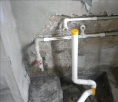 太原晉祠路修理管道閥門漏水更換下水管道