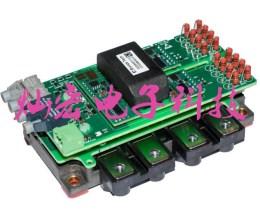 青铜剑IGBT驱动板2QP0115T17-FF600R17ME4