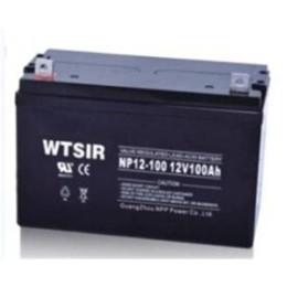 WTSIR蓄電池NP38-12 12V38AH太陽能專用