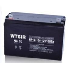 WTSIR蓄電池NP100-12 12V100AH報價參數