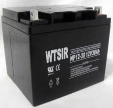 WTSIR蓄電池NP150-12 12V150AH技術參數