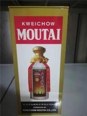 回收卡慕杜甫茅臺酒瓶子多少錢回收在時報價