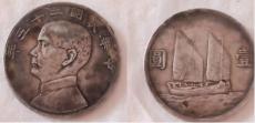 哪家权威博物馆私下收购孙小头金本位双帆币