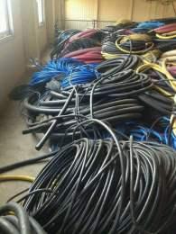 广州工程剩余电缆回收配电柜回收