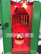 焚烧炉模型
