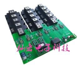 青铜剑IGBT驱动板2QP0115T12-FF450R12ME3