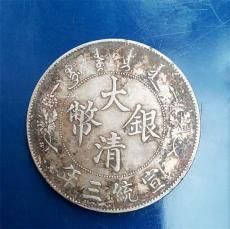 大清银币一枚怎么定价按什么标准