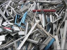 广州南沙铝合金门窗回收多少钱一斤