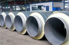 鍍鋅鐵皮聚氨酯發泡保溫鋼管