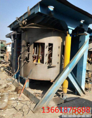 绍兴废旧中频炉回收绍兴二手中频炉回收价格