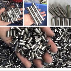 特硬不銹鋼針管刻度/拋光/側孔/磨尖加工