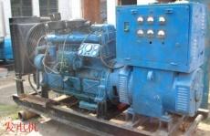 崇安发电机回收行情柴油发电机组回收厂家