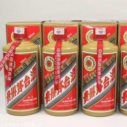 北京回收名酒能賣多少實時報價