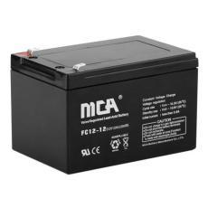 12V10AH供应MCA免维护蓄电池FC12-10规格