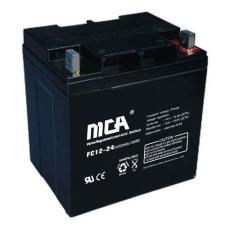MCA阀控式蓄电池FC12-26 12V24AH/10HR型号